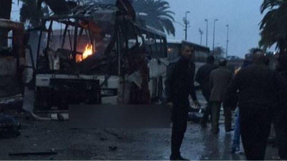 Σε κατάσταση έκτακτης ανάγκης κηρύχθηκε η Τυνησία