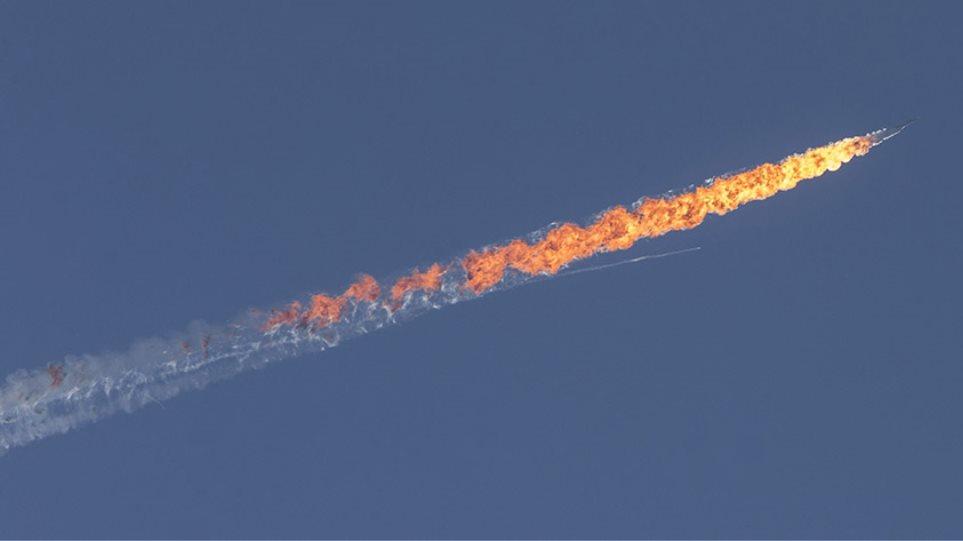 Για παραβίαση 17 δευτερολέπτων κατέρριψαν οι Τούρκοι το ρωσικό μαχητικό