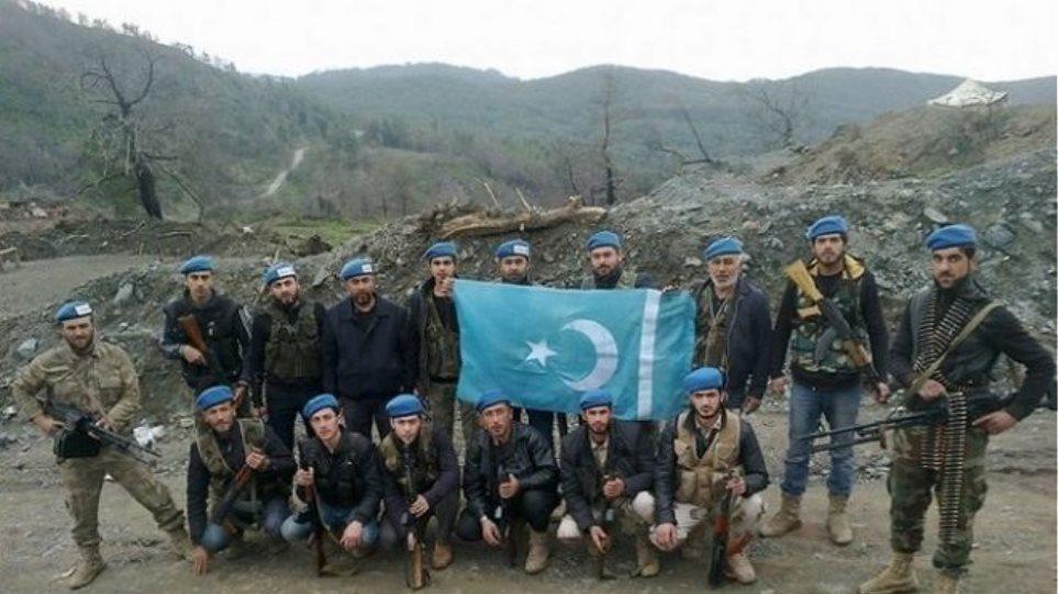 Ποιοι είναι οι Τουρκμένιοι αντάρτες που πυροβόλησαν τους Ρώσους πιλότους;