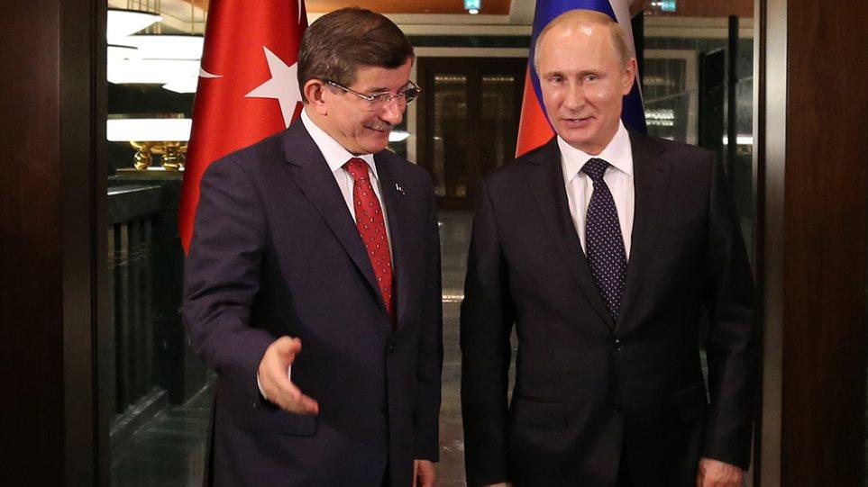 Χωρίς τέλος ο «πόλεμος» Ρωσίας-Τουρκίας: Βαριές κατηγορίες από Πούτιν