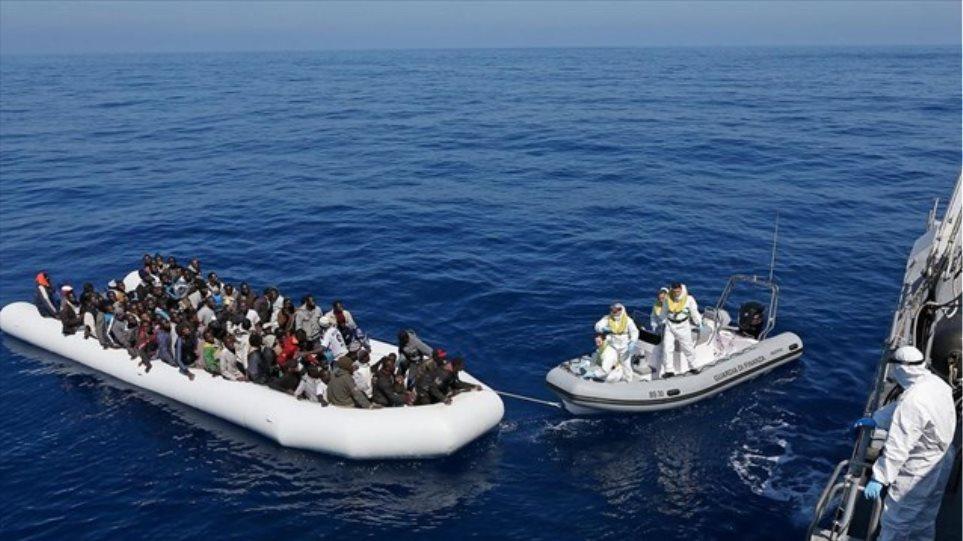 Ιταλία: Πάνω από 4.600 μετανάστες διασώθηκαν από την Ακτοφυλακή