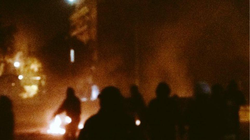 Κομοτηνή: Επεισόδια στη διάρκεια της πορείας για την επέτειο του Γρηγορόπουλου