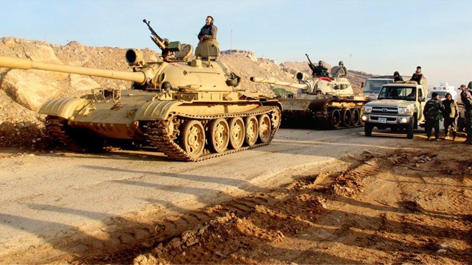 Ιράκ: Διορία 48 ωρών στην Τουρκία να αποσύρει το στρατό της από τη Μοσούλη