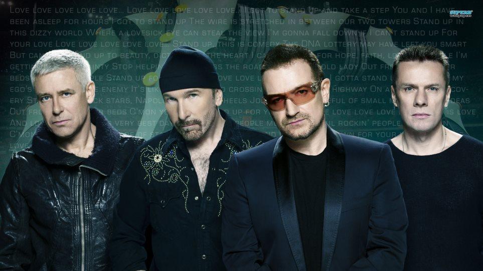 Χωρίς τους Eagles of Death Metal η συναυλία των U2 στο Παρίσι