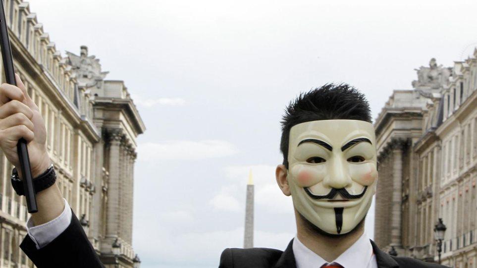 Οι Anonymous δίνουν ραντεβού για ανελέητο τρολάρισμα στους τζιχαντιστές