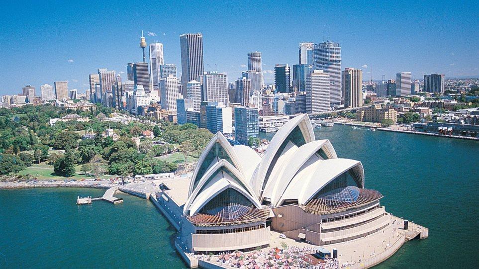 Ειδικές βίζες νέων 18-31 ετών για διαμονή και εργασία στην Αυστραλία