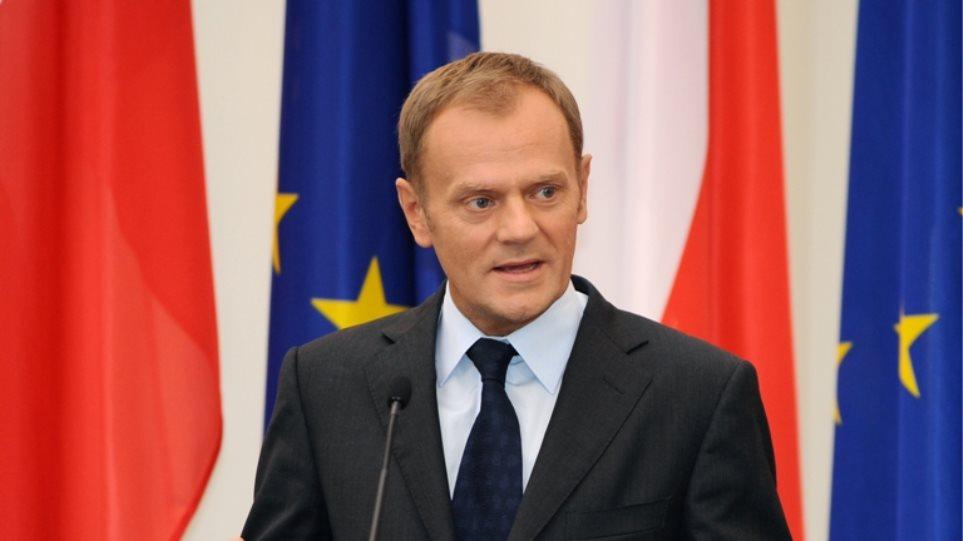 Τουσκ: Τον Φεβρουάριο θα κατατεθεί σχέδιο συμφωνίας για το μέλλον της Βρετανίας στην ΕΕ