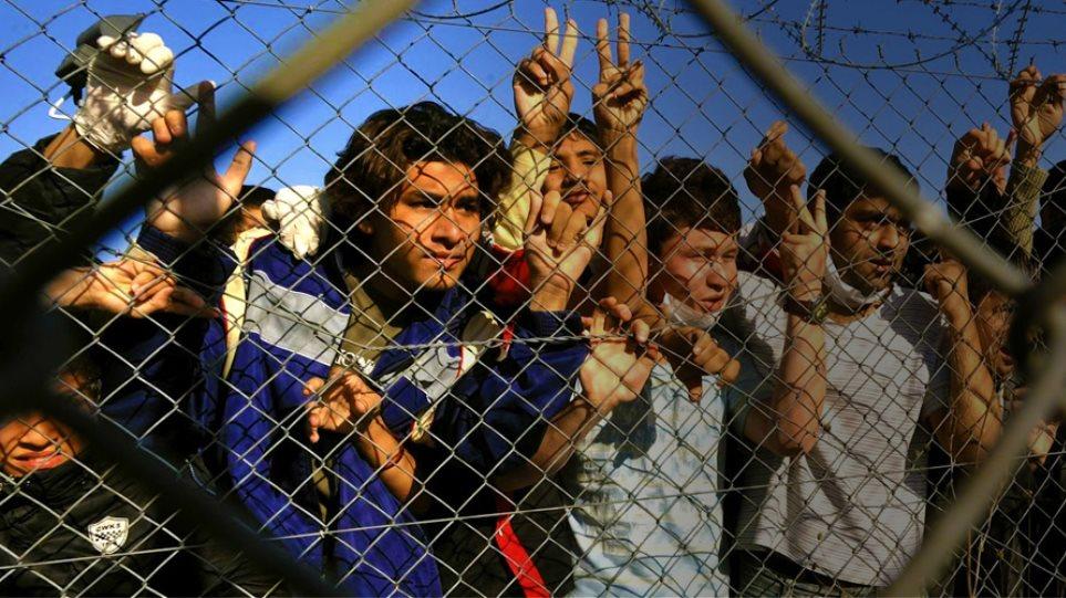 Κέντρο κράτησης προσφύγων και μεταναστών στη Θεσσαλονίκη;