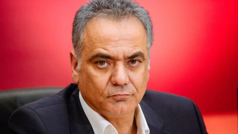 Ο Σκουρλέτης τώρα λέει ότι ο ΣΥΡΙΖΑ δεν μίλησε ποτέ για σεισάχθεια
