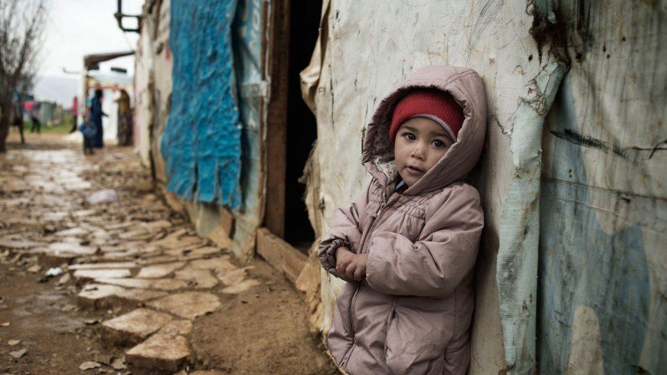 Πακέτο βοήθειας σε 2,6 εκατ. παιδιά της Συρίας στέλνει η UNICEF