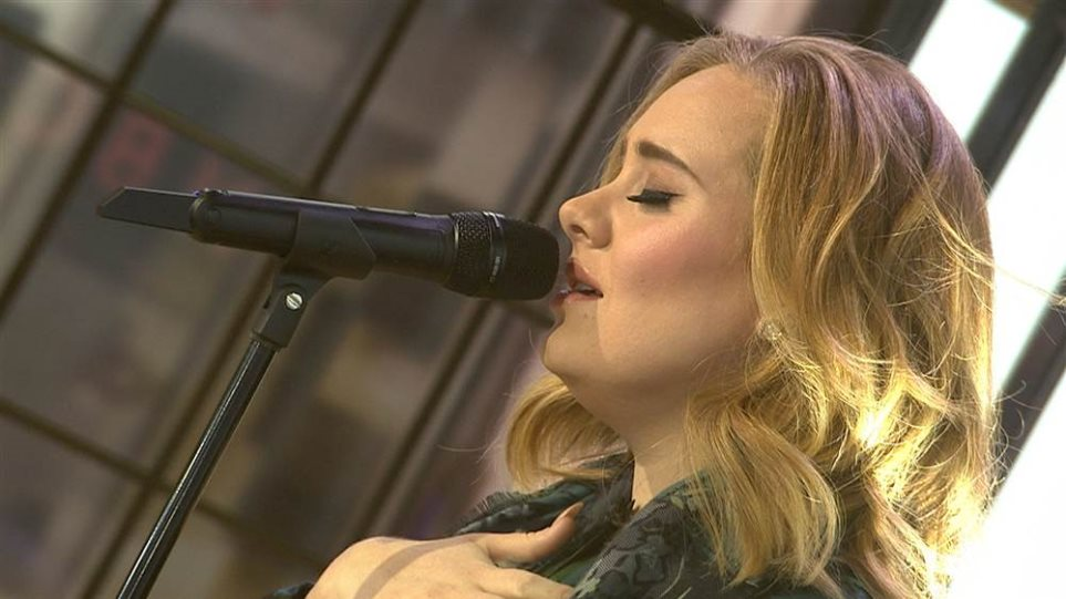 Η Adele «έκλεψε» το τραγούδι Κούρδου τραγουδιστή;