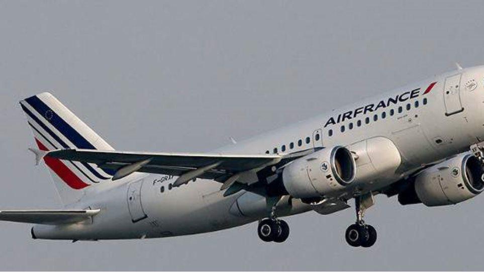 Πτήση της Air France από Σαν Φρανσίσκο για Παρίσι άλλαξε πορεία έπειτα από απειλή
