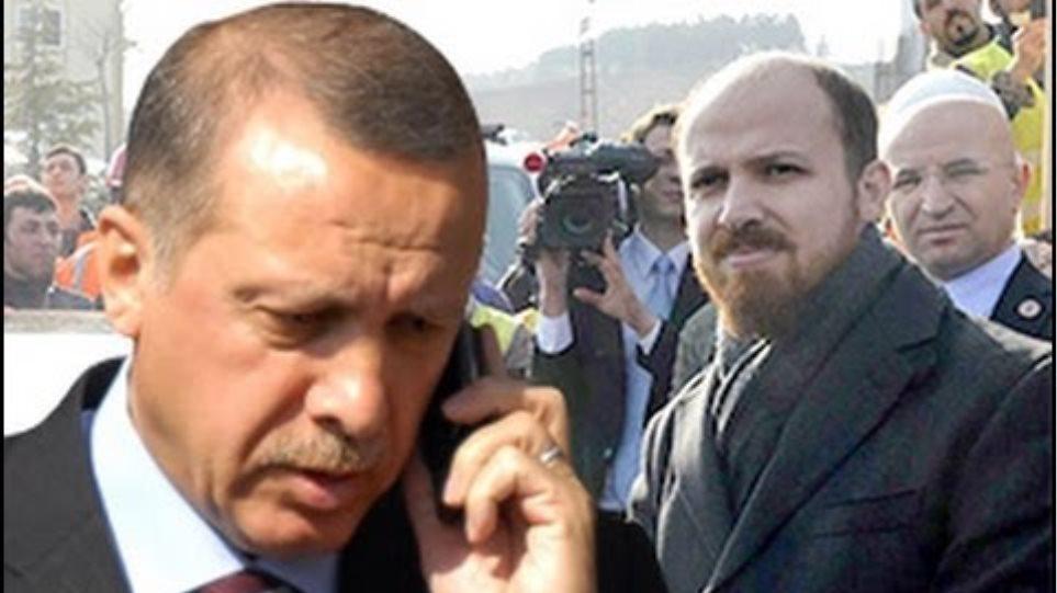 «Φτιάχνω γραφεία, δεν πουλάω πετρέλαιο», δηλώνει ο γιος του Ερντογάν