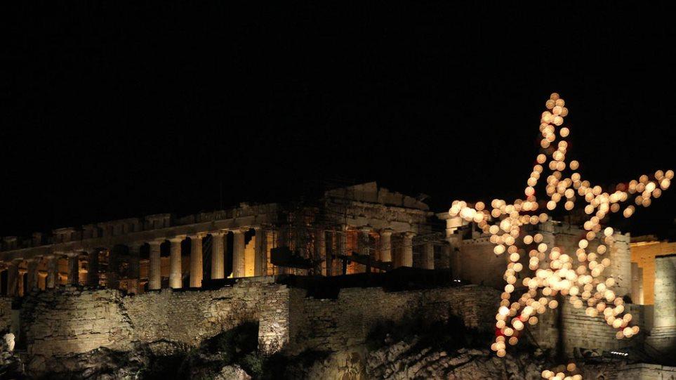 Οι χριστουγεννιάτικες εκδηλώσεις στην Αθήνα