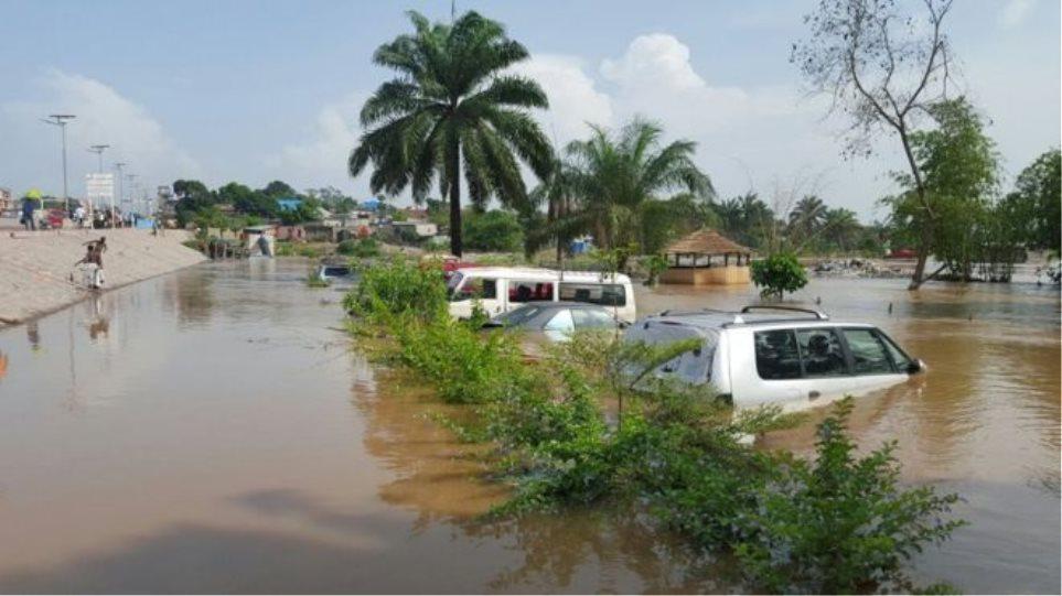 Κονγκό: Τουλάχιστον 31 νεκροί από πλημμύρες τις τελευταίες τρεις εβδομάδες