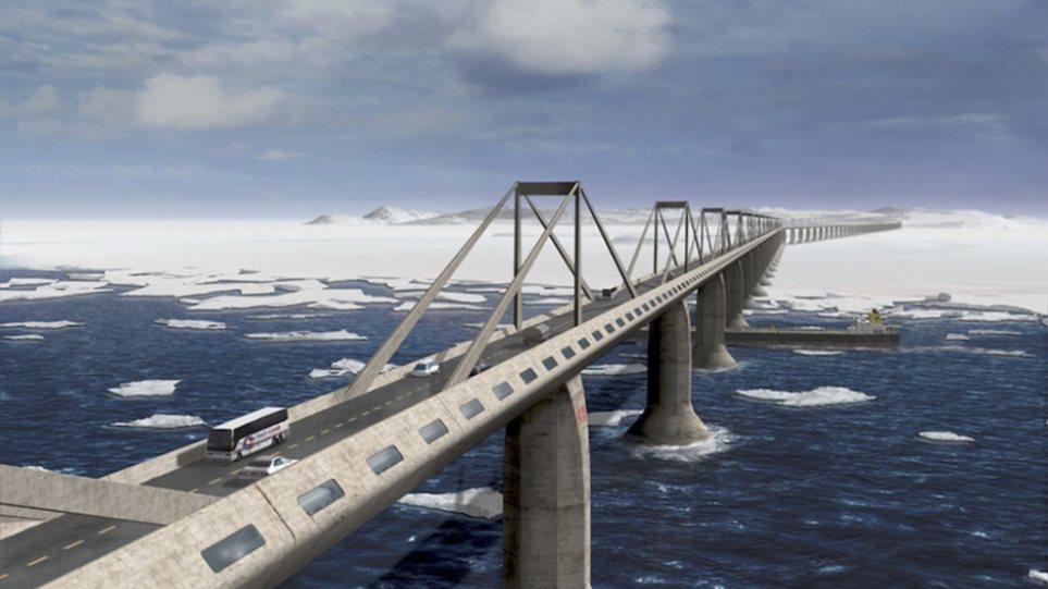 Νέα στοιχεία για τον ρωσικό αυτοκινητόδρομο που θα συνδέει το Λονδίνο με τη... Νέα Υόρκη