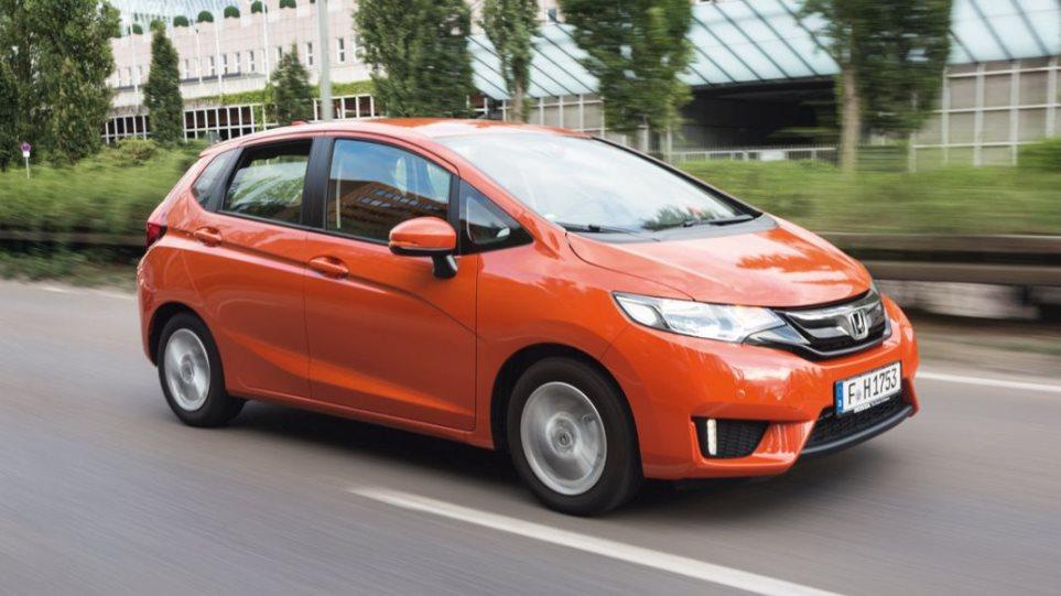Οι τιμές του νέου Honda Jazz