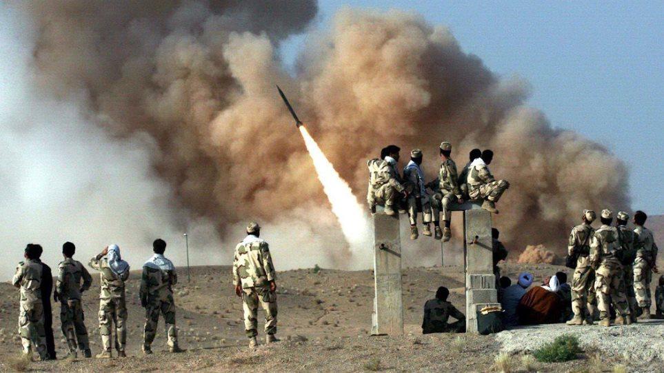 Η Ουάσινγκτον ερευνά πληροφορίες περί δοκιμής βαλλιστικού πυραύλου από το Ιράν