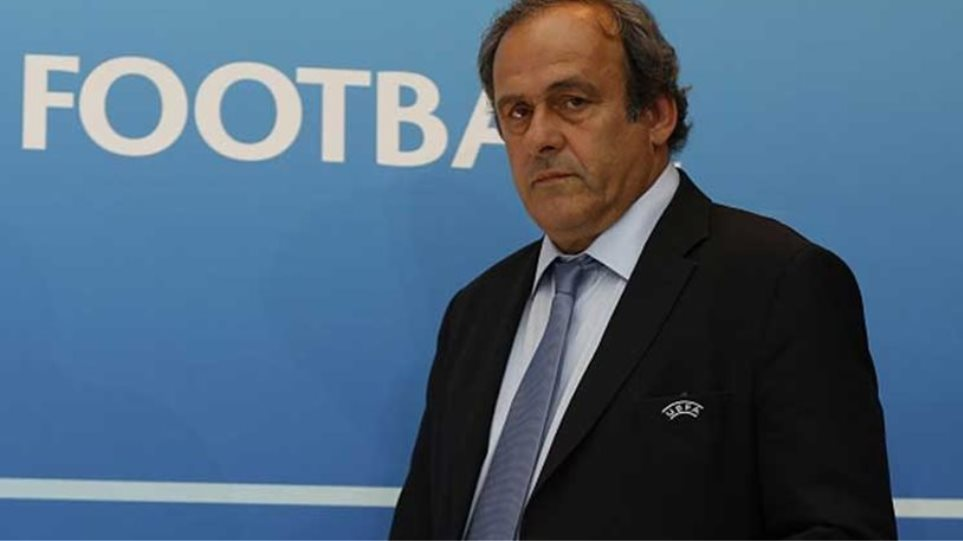 FIFA: Μέχρι την Παρασκευή η απόφαση του CAS για Πλατινί