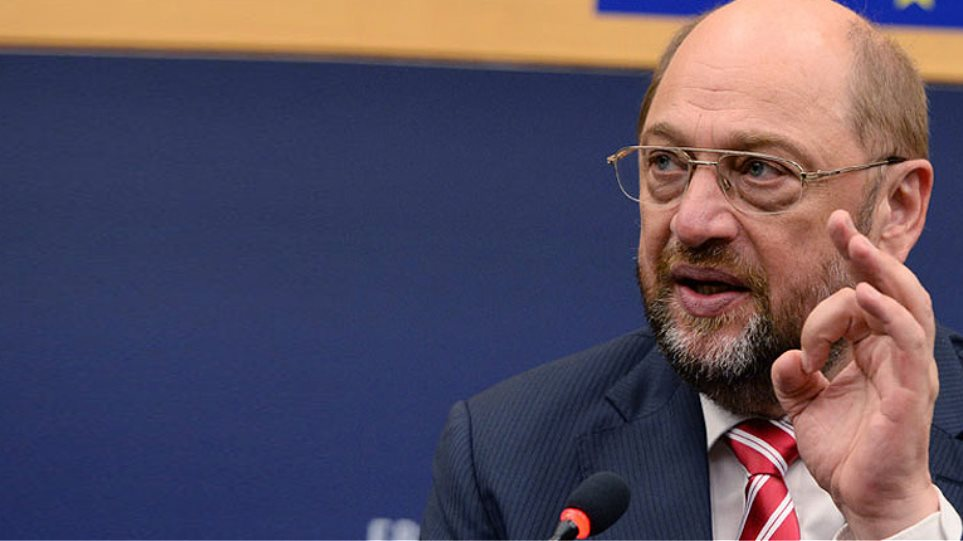 Σουλτς: Η ΕΕ κινδυνεύει να διαλυθεί