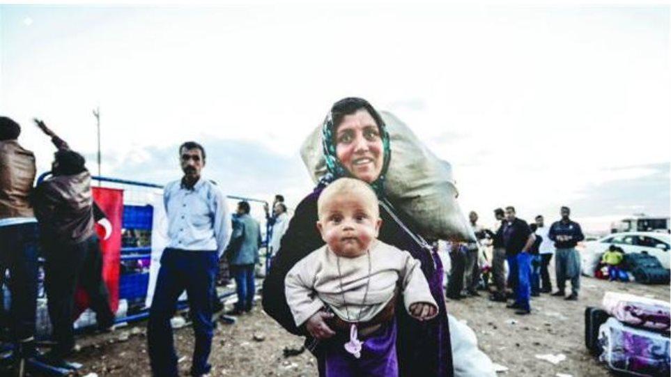 Πάνω από 400.000 Σύριοι μετανάστες εργάζονται παράνομα στην Τουρκία