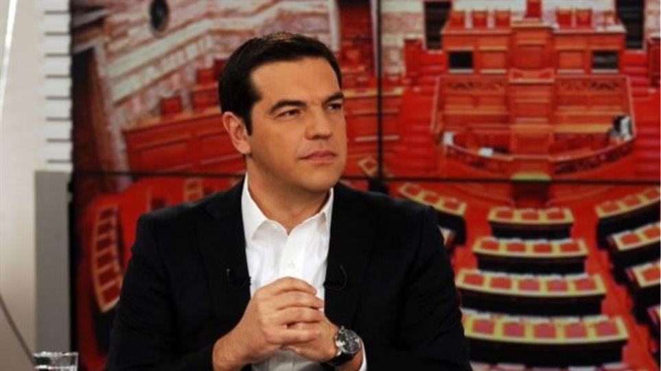 «Πάτωσε» (τηλεοπτικά) η συνέντευξη Τσίπρα στην ΕΡΤ