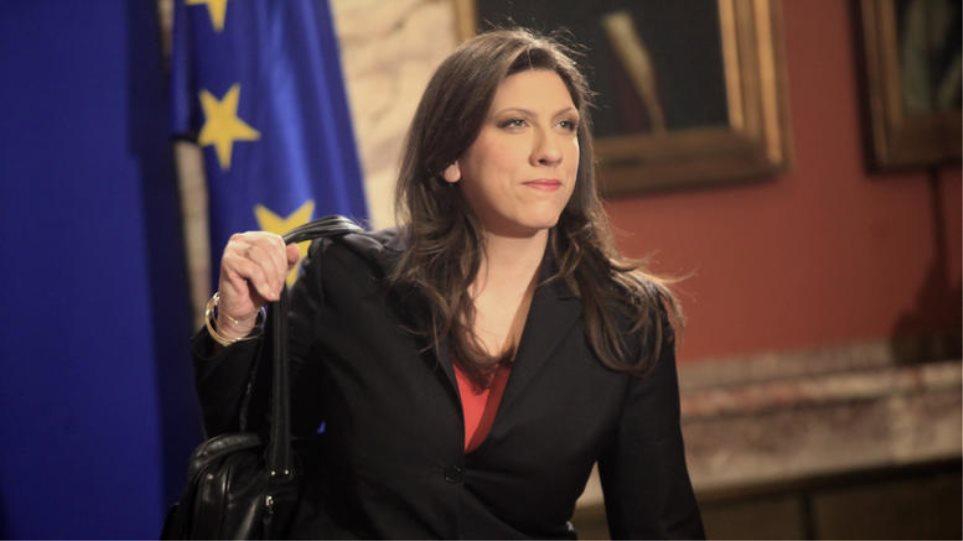 Ζωή Κωνσταντοπούλου: «Το χρέος δεν μπορεί να αποπληρωθεί χωρίς την παραβίαση βασικών ανθρωπίνων δικαιωμάτων»
