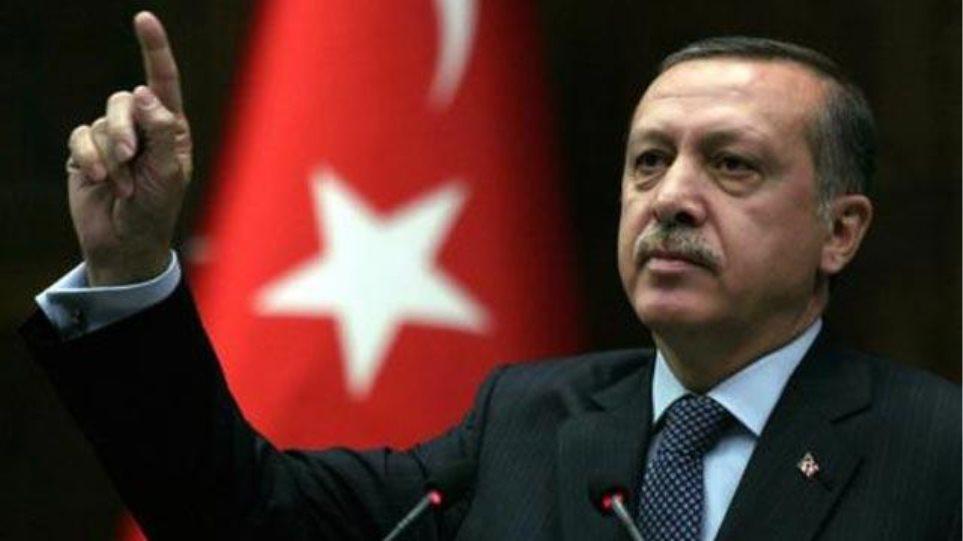 Ερντογάν: Το Ιράκ είχε υποβάλει αίτημα από το 2014 για το στρατό στη Μοσούλη