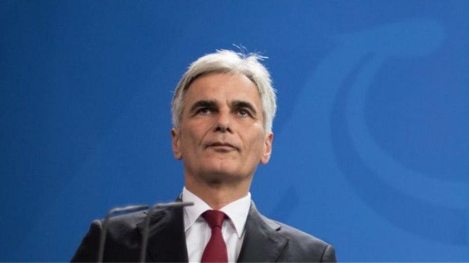 Φάιμαν: Επείγουσα ανάγκη η διασφάλιση των εξωτερικών συνόρων της Ε.Ε.