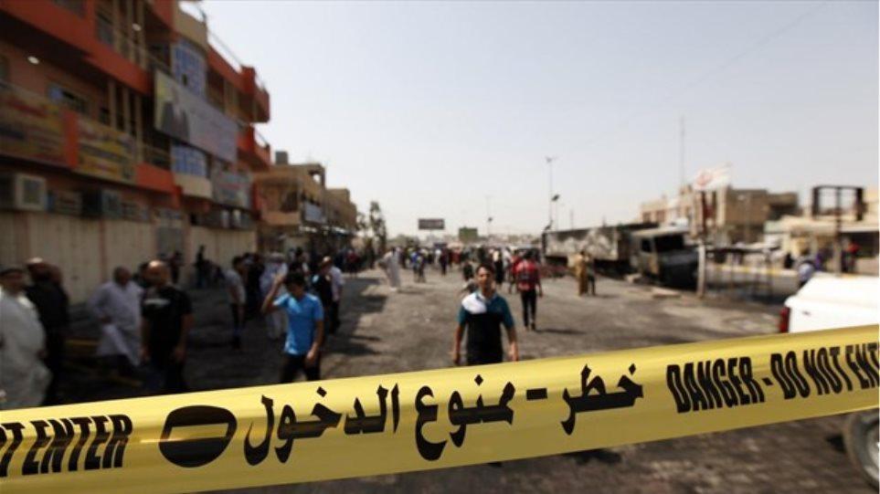 Ιράκ: Τουλάχιστον οχτώ νεκροί από επίθεση σε τέμενος