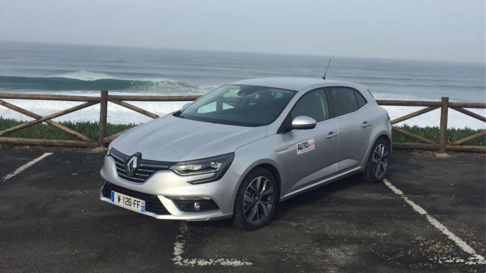 LIVE από Πορτογαλία: Οδηγούμε το νέο Megane