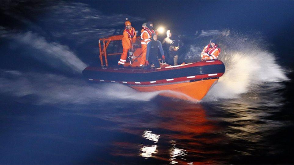 Στους 12 οι νεκροί από το νέο ναυάγιο με μετανάστες στο Φαρμακονήσι