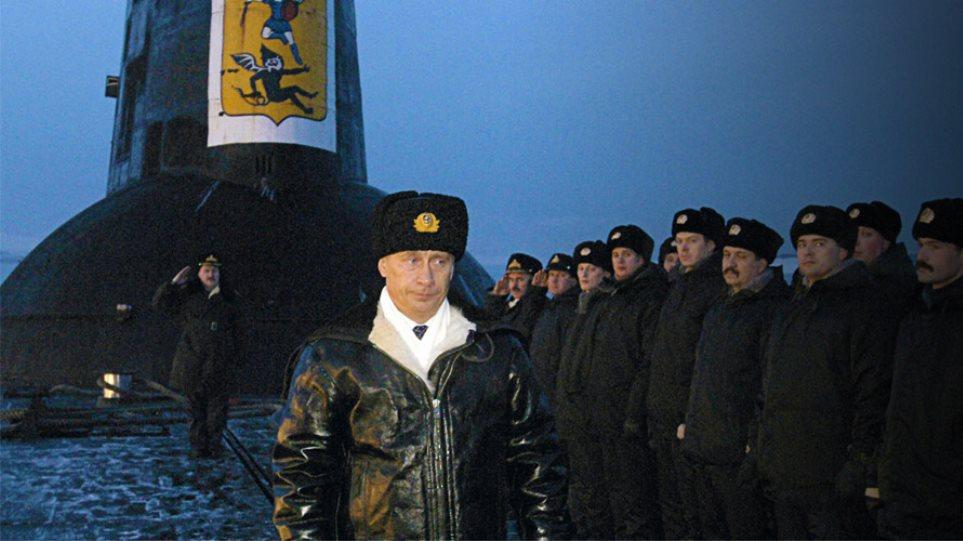 Δήλωση-σοκ Πούτιν: Εύχομαι να μην χρειαστούν πυρηνικά για τους τζιχαντιστές!