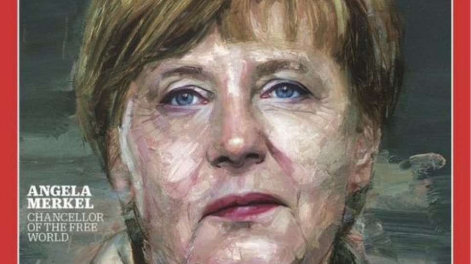 TIME: Πρόσωπο της χρονιάς για το 2015 η Άνγκελα Μέρκελ