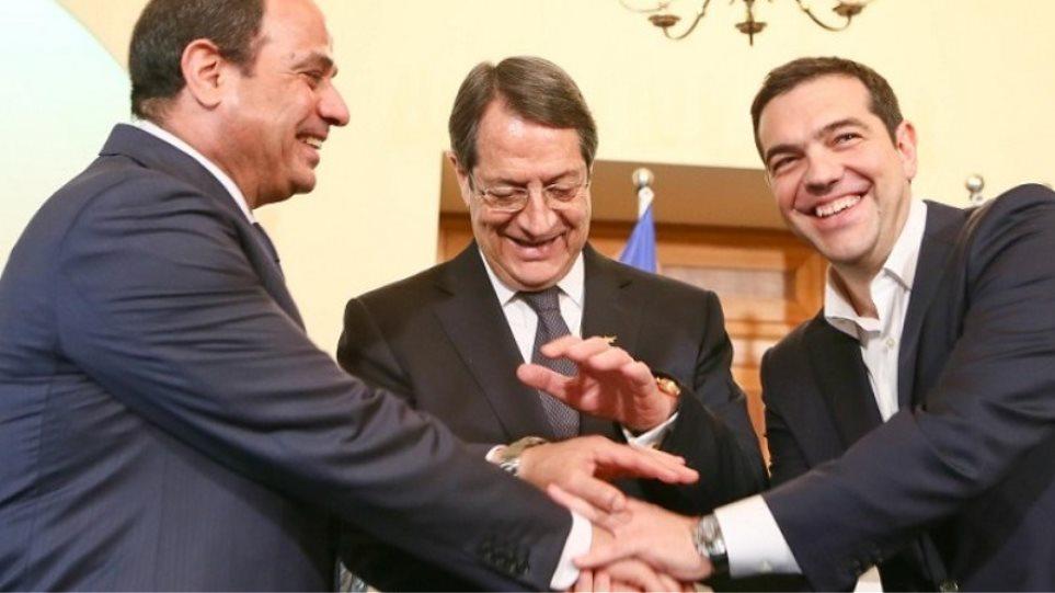 Τσίπρας: Παράγοντες σταθερότητας στην ευρύτερη περιοχή Ελλάδα και Κύπρος