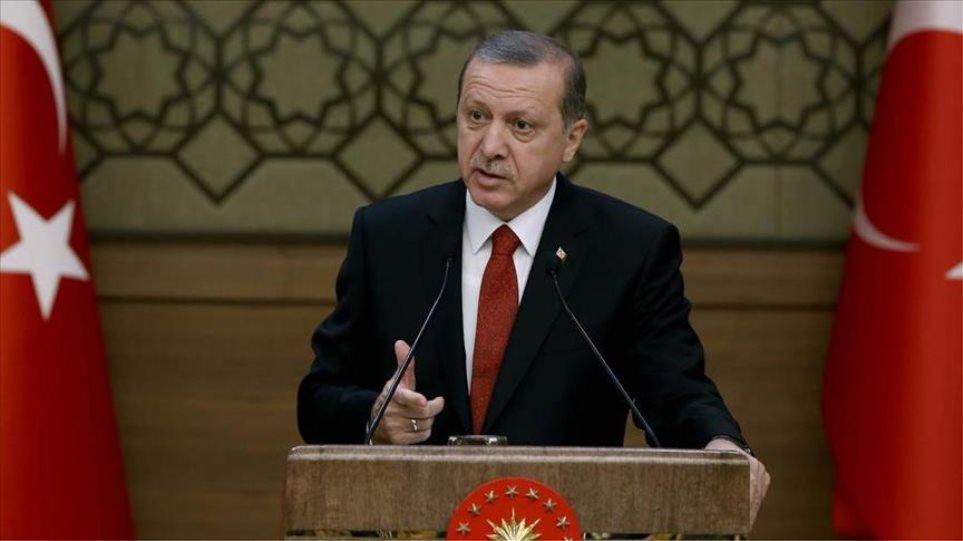 Ερντογάν: Έχουμε εγκαταστήσει στρατεύματα στο Ιράκ μετά από αίτημα του πρωθυπουργού της χώρας