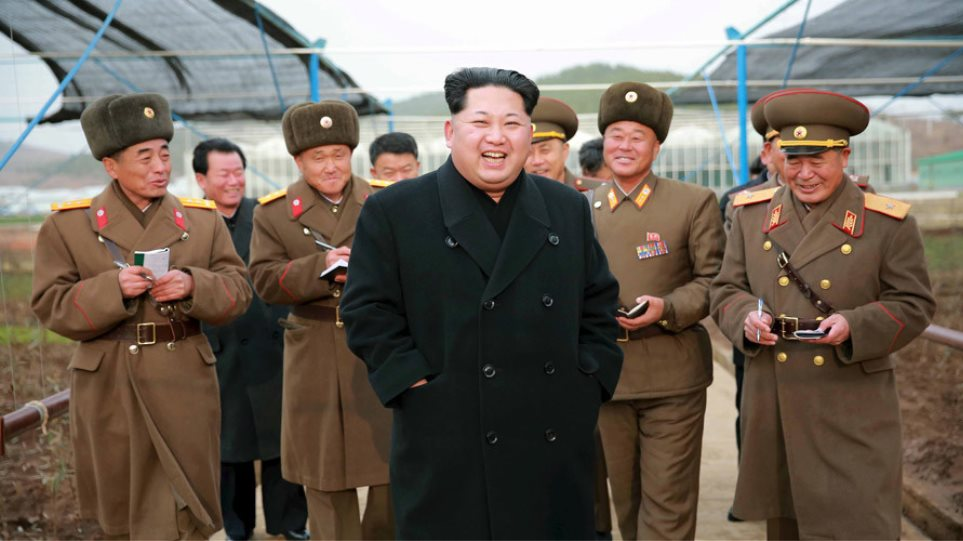 Ο Κιμ Γιονγκ Ουν (λέει ότι) έχει βόμβα υδρογόνου!