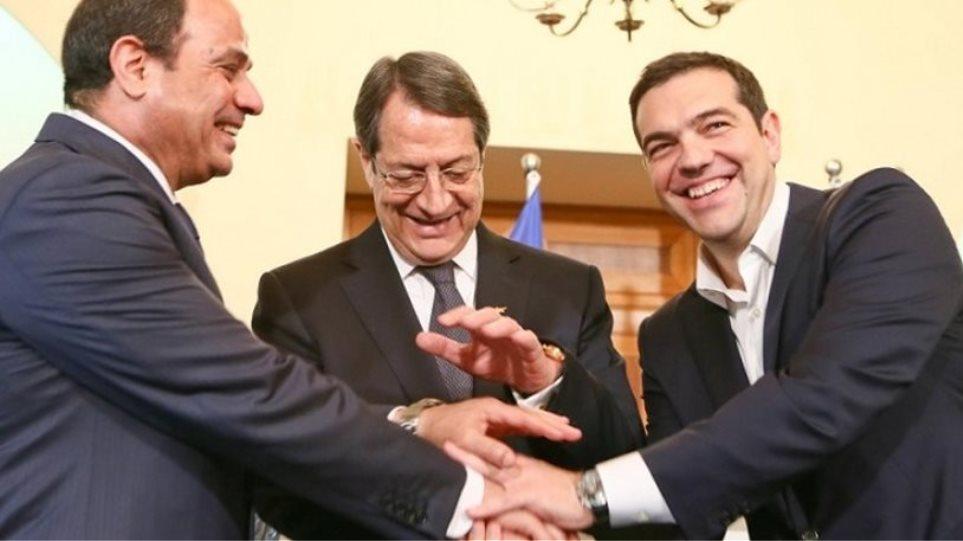 Ευχή η οριοθέτηση της ΑΟΖ μεταξύ Αιγύπτου-Ελλάδας λόγω των αντιδράσεων της Τουρκίας