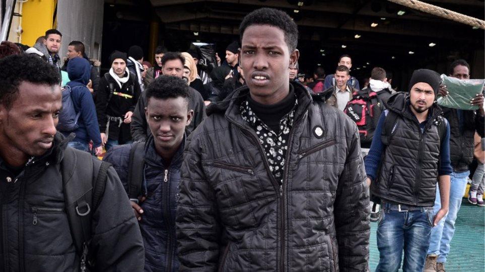 Ληστείες εις βάρος μεταναστών στη Σάμο