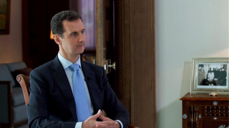 Έτοιμος να συνομιλήσει με την αντιπολίτευση δηλώνει ο Μπασάρ αλ Ασαντ