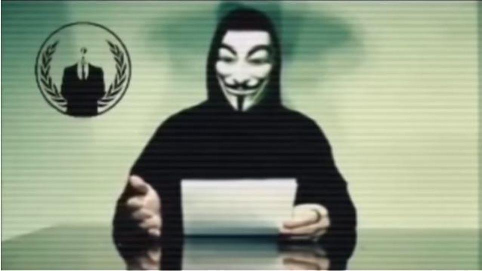 ΗΠΑ: Οι Anonymοus «κατέβασαν» την ιστοσελίδα του Ντόναλντ Τραμπ