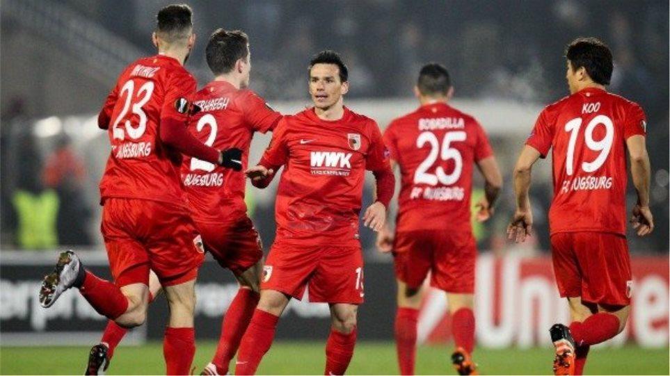 Europa League: Απίστευτη πρόκριση για Άουσμπουργκ και Σπόρτινγκ Λισαβώνας!