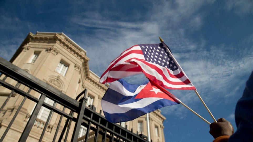 Οι ΗΠΑ και η Κούβα ενεργοποιούν ξανά το απευθείας μεταξύ τους ταχυδρομείο