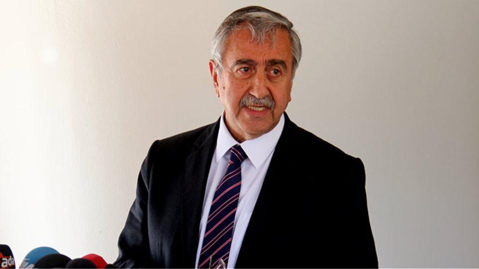 Κυπριακό: Καθυστερήσεις στην επίτευξη συμφωνίας βλέπει ο Ακιντζί