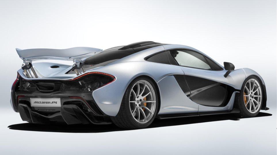 Τέλος παραγωγής για την ισχυρότερη McLaren