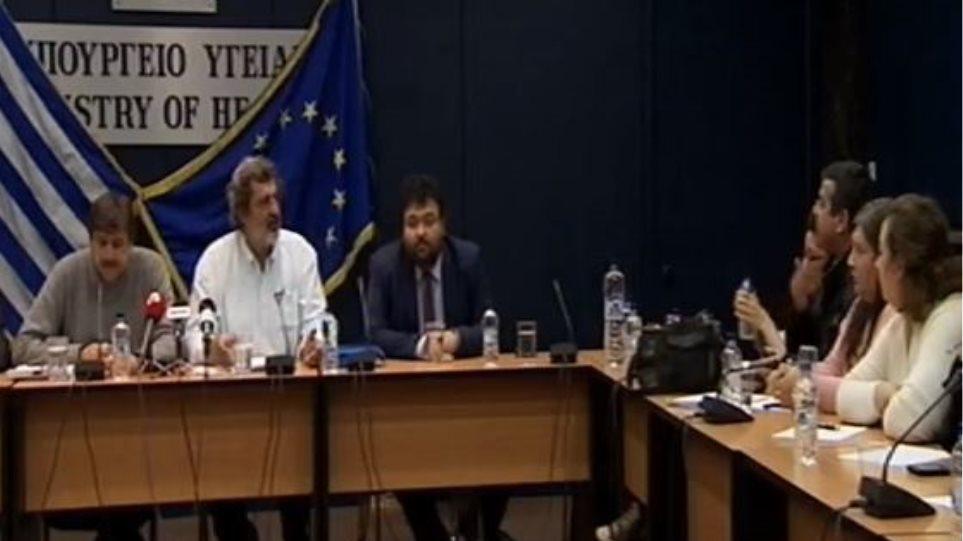 «O Πολάκης νομίζει ότι είναι ο Δον Κιχώτης» λέει ο δημοσιογράφος που καβγάδισε με τον υφυπουργό