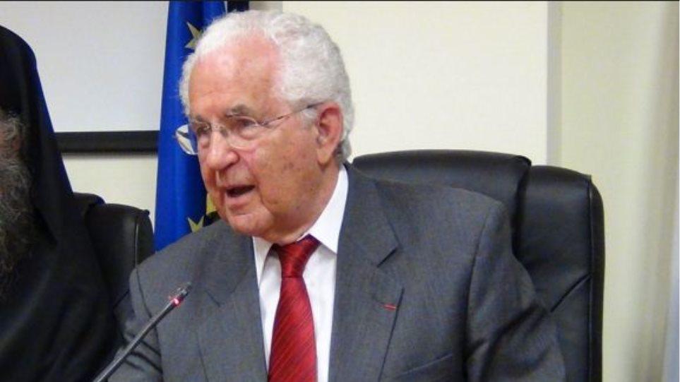 Απεβίωσε ο πρώην πρύτανης του Πανεπιστημίου Αθηνών Κωνσταντίνος Δημόπουλος