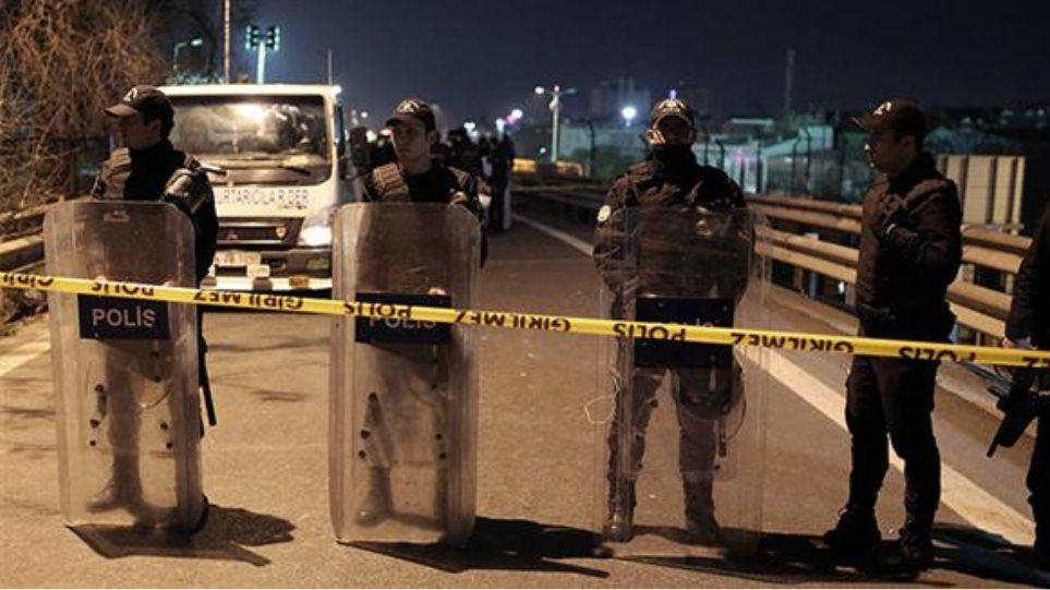 «Συναγερμός» στην Τουρκία υπό το φόβο τρομοκρατικής επίθεσης κατά αμερικανικών στόχων