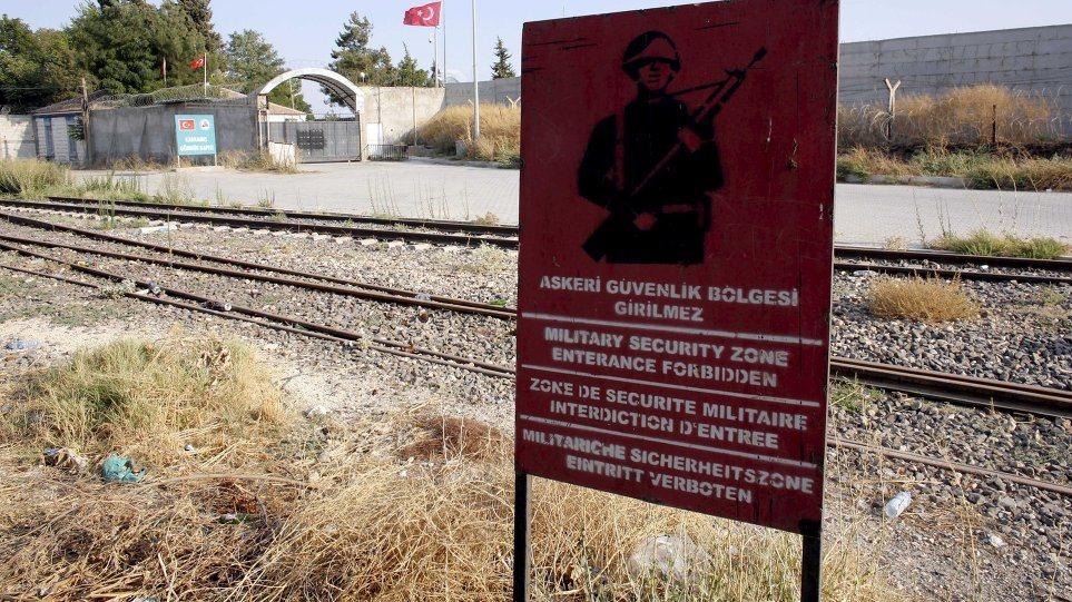 Τείχος στα σύνορα με την Συρία υψώνει η Τουρκία