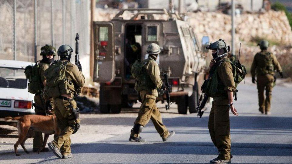 Τρεις νεκροί Παλαιστίνιοι από πυρά Ισραηλινών στη Δυτική Όχθη